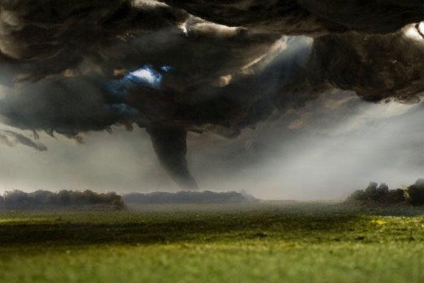 Cuidado com o tornado