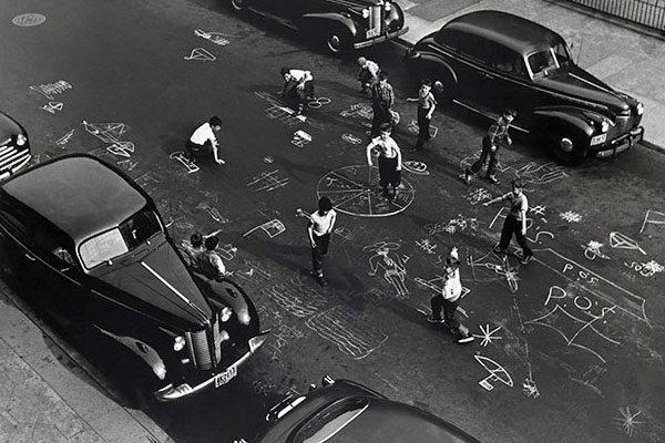 Hora da brincadeira, 1950