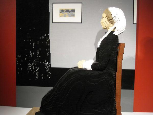 Mãe de Whistler