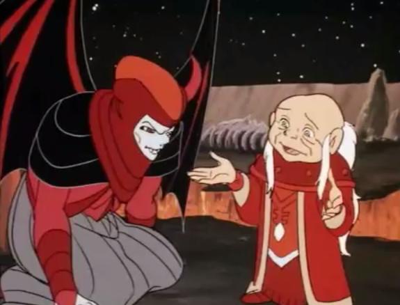Mestre dos Magos e Vingador