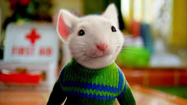 Rodrigo Santoro é o ratinho Stuart Little