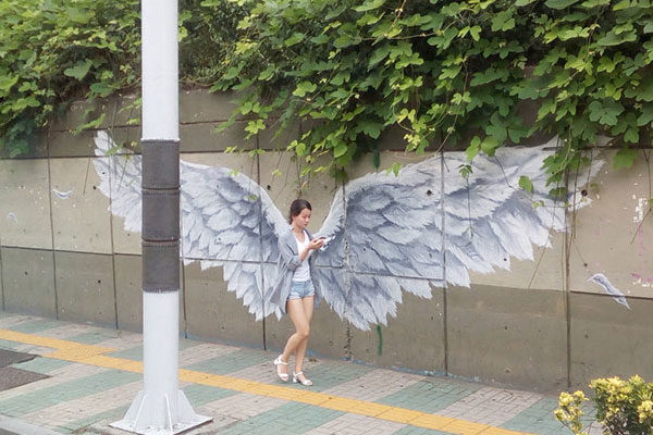 Um anjo