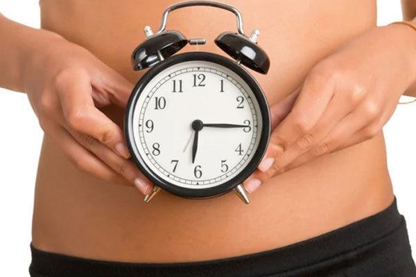 Criar um horário corporal