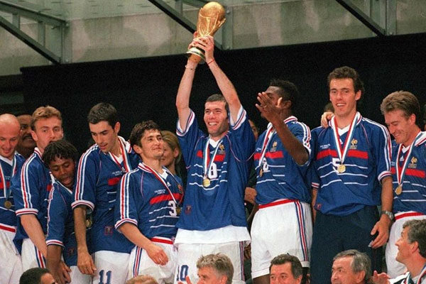 Copa do Mundo França 1998
