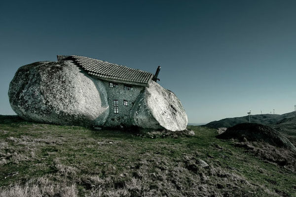 House of the Rock, Fafe, Portugal
