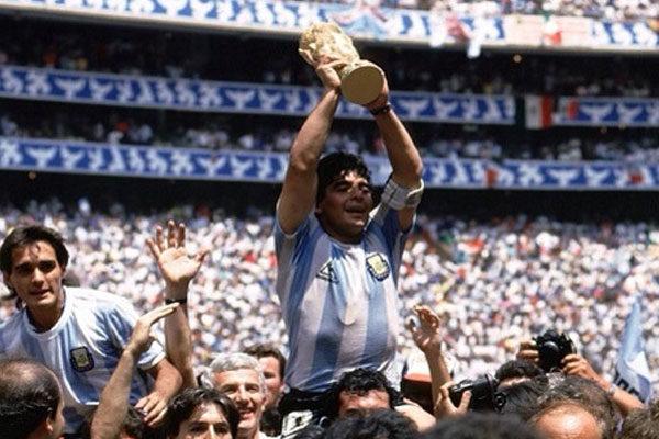 Copa do Mundo México 1986