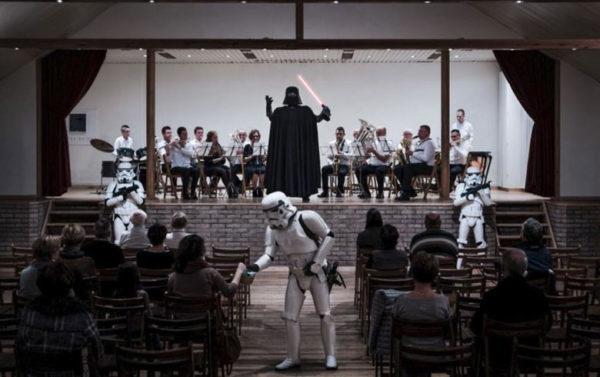Um concerto muito Vader