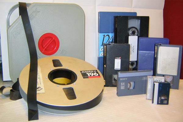 Reprodutores de discos e fitas
