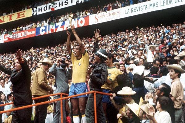 Copa do Mundo México 1970