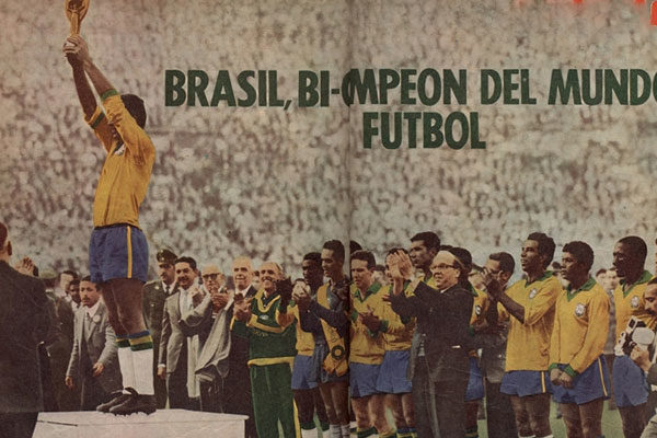 Copa do Mundo Chile 1962