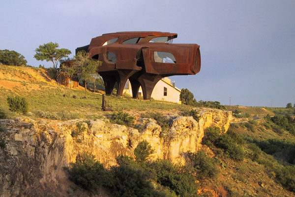 The Steel House