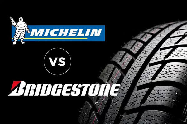 Michelin vs Bridgestone