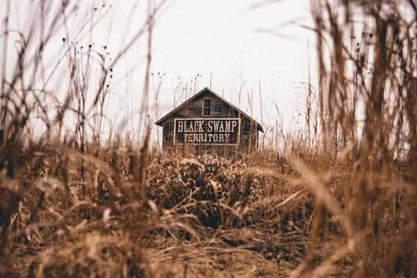 Uma pequena casa misteriosa