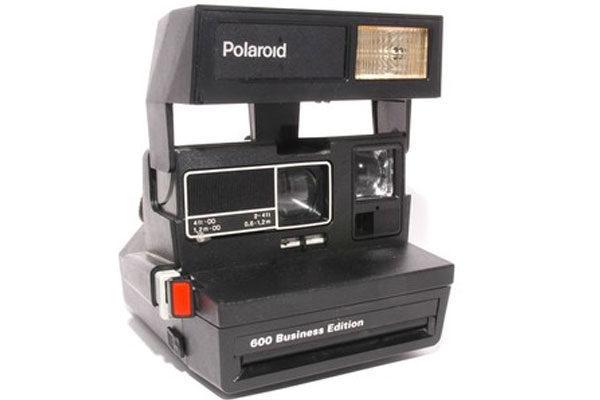 Câmeras Polaroid