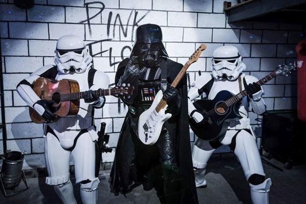 Uma banda de música