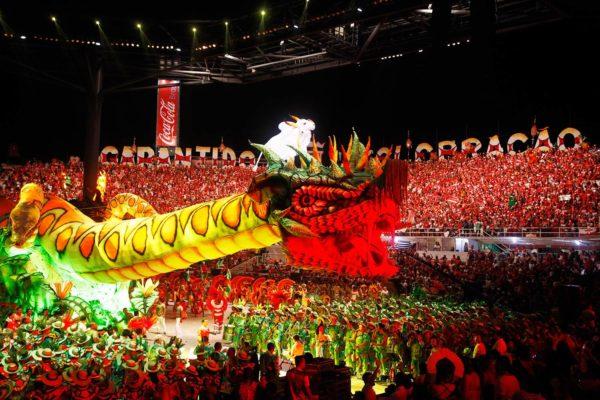 Festival Folclórico de Parintins - AM