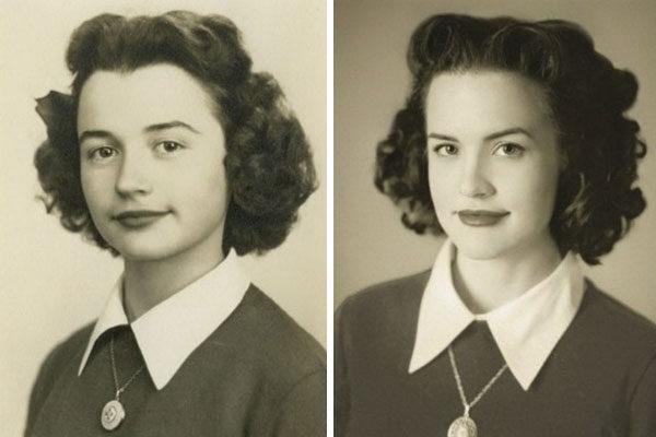 Primeira e terceira geração