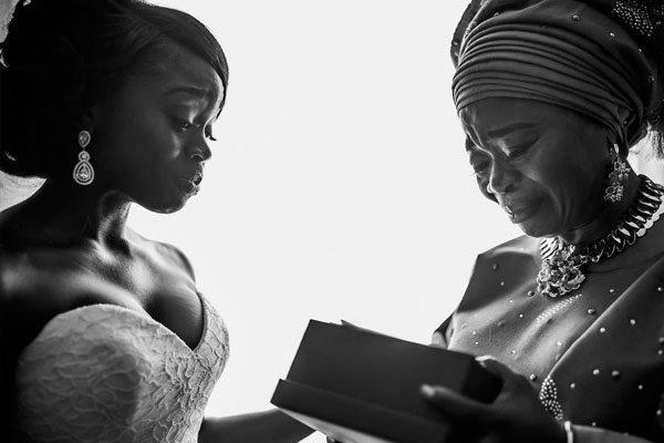 A bênção de uma mãe