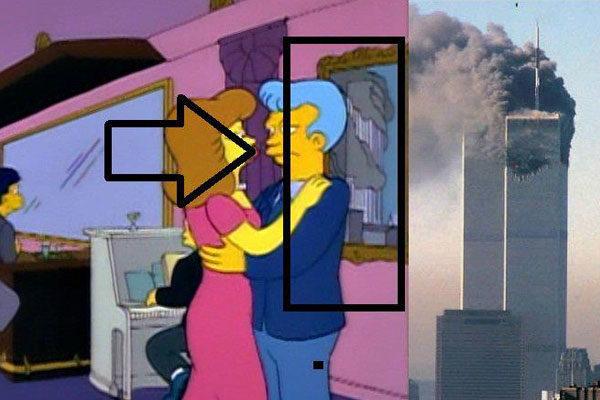 Caída das Torres Gêmeas