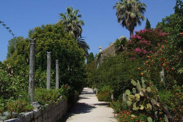Trsteno Arboretum, Croacia