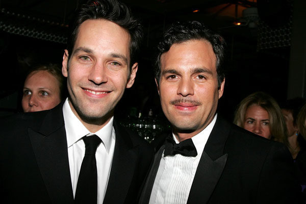 Mark Ruffalo e Paul Rudd