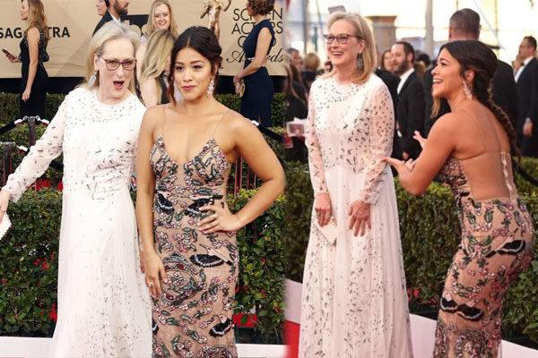 Fina Rodriguez / Meryl Streep