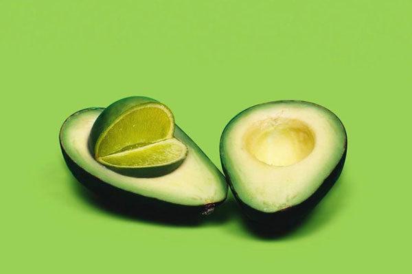 Este abacate é perfeito!