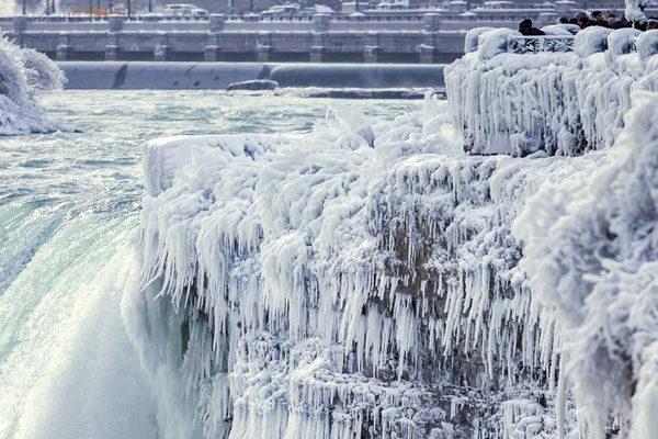 Um paraíso congelado