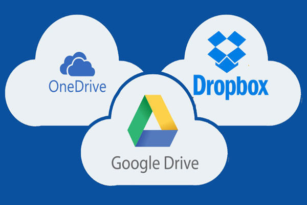 Cloud Storage, Dropbox e Google Drive