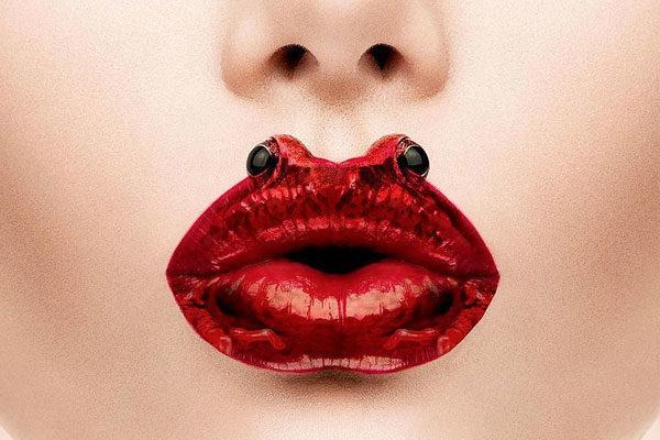 Beije o sapo