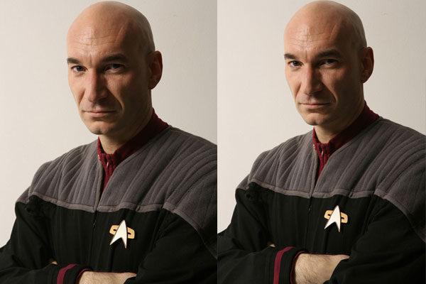 Jean-Luc Picard de Star Trek