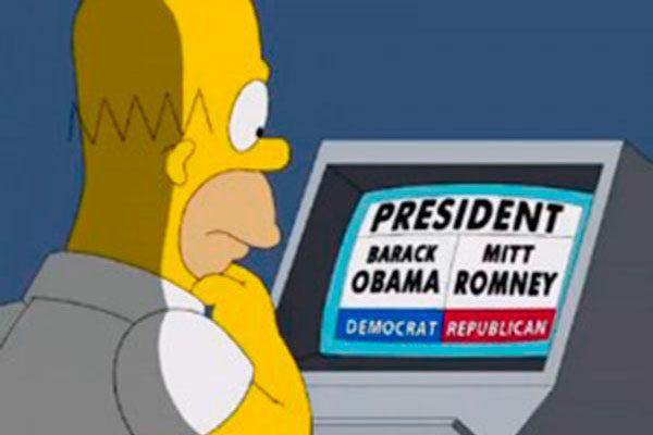 Máquinas de votação manipuladas