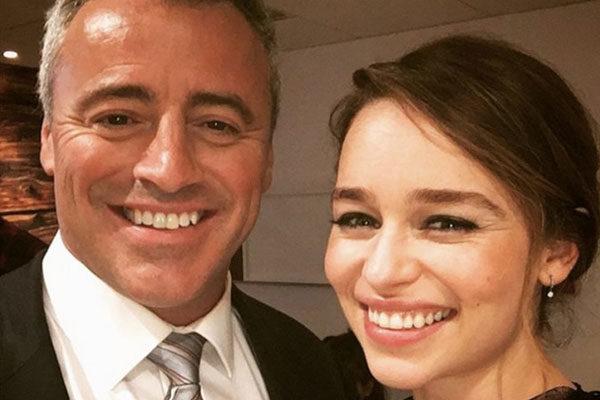 Emilia Clarke / Matt LeBlanc