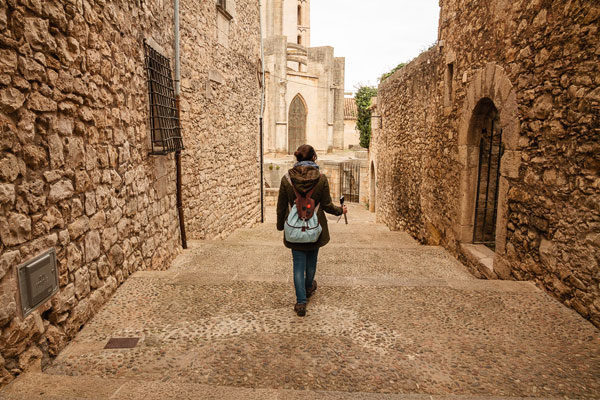 Uma cidade medieval
