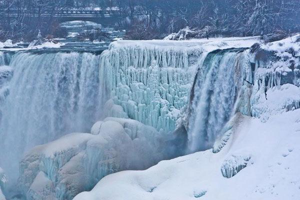 Águas congeladas
