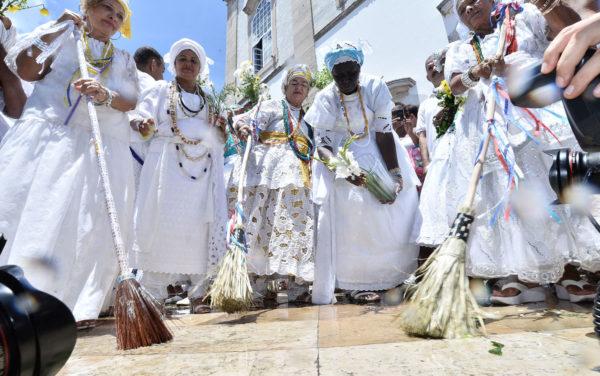 Símbolo do sincretismo religioso da Bahia