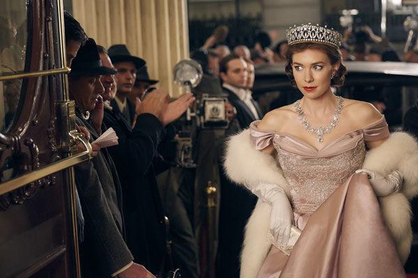 A Rainha Elizabeth