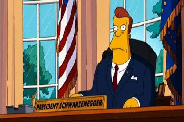 Schwarzenegger para presidente
