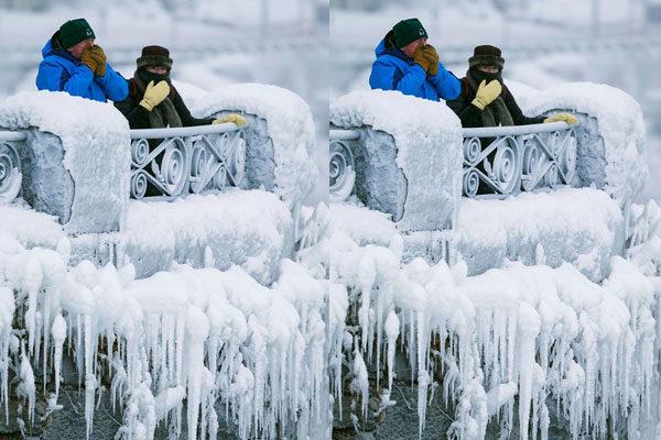 Um inverno em casal
