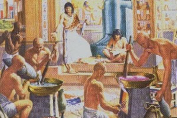 O sabão nos tempos medievais