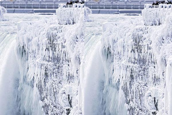 Picos de gelo