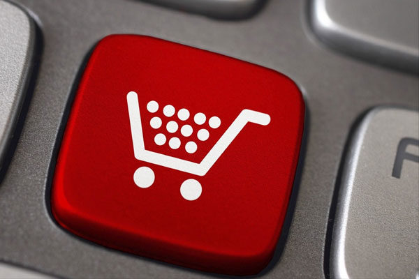 Compras e pedidos pela internet