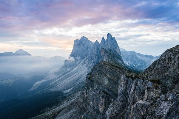 Seceda, Tirol do Sul, Itália