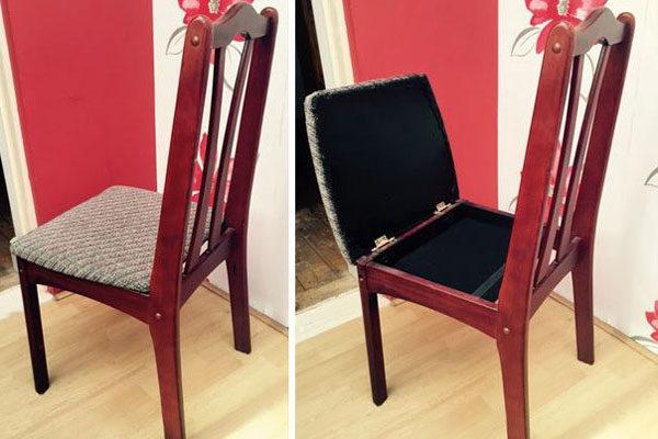 Cadeira mágica