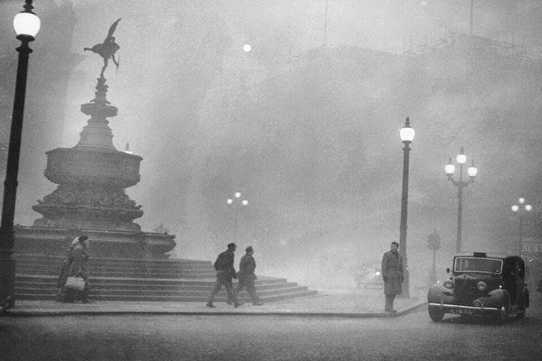 A grande névoa