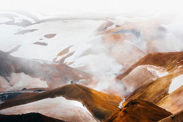 Kerlingarfjöll, Islândia