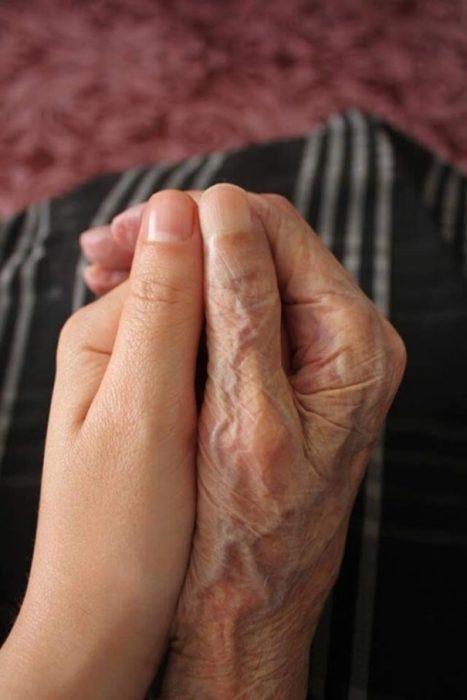 O passar do tempo com as gerações
