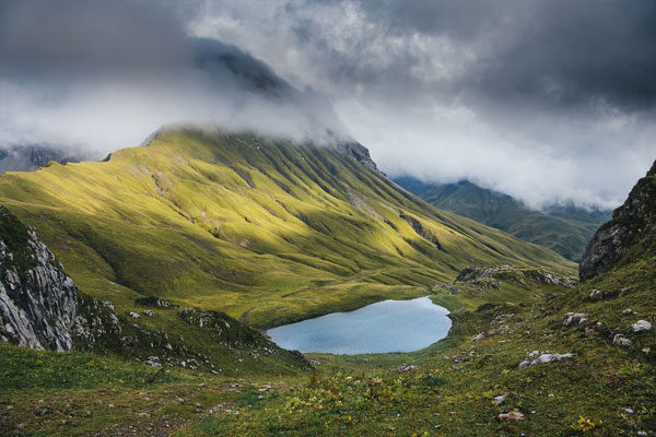 Lech, Vorarlberg, Áustria