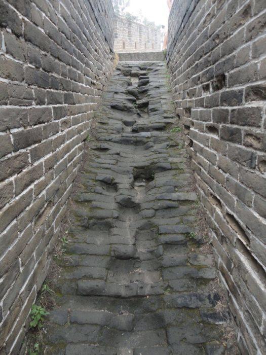 Memórias do tempo na Grande Muralha da China