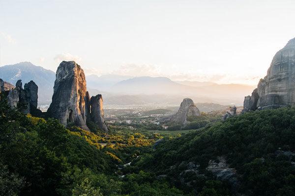 Meteora, Tessália, Grécia